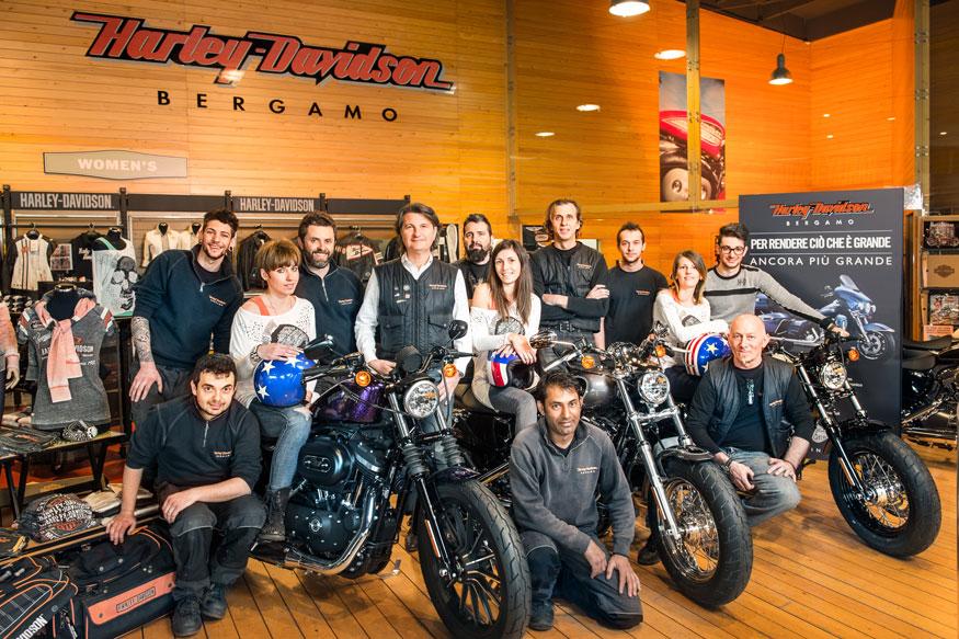 Harley Davidson piloti sito di incontri Velocità datazione Quezon City